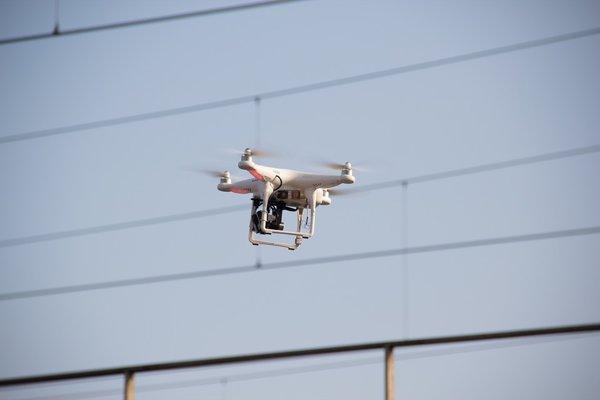 Nemecko pripravuje plán na ochranu letísk pred dronmi