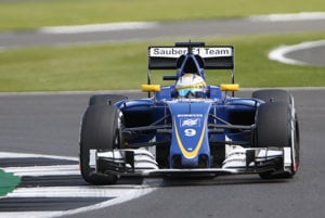 V súčasnosti za Sauber jazdí aj Marcus Ericsson.