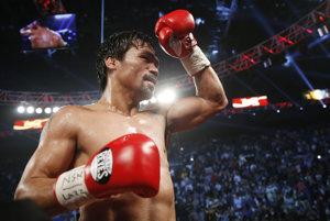 Manny Pacquiao sa vráti naspäť do ringu.
