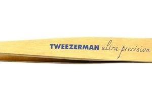 Pinzeta Slant s ručne brúsenými šikmými hrotmi pre presnú prácu, Tweezerman, 35,95 €