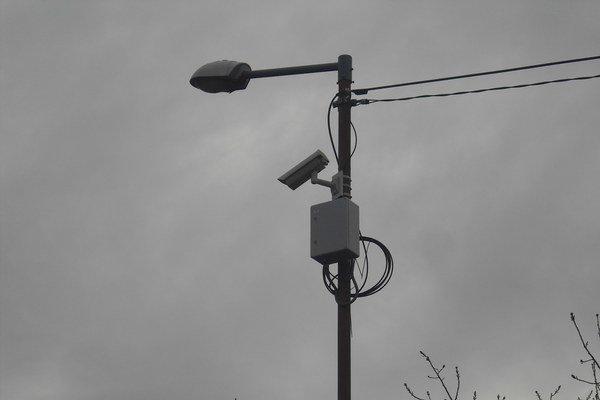 Kamerový systém chcú v pohraničnom meste rozšíriť.