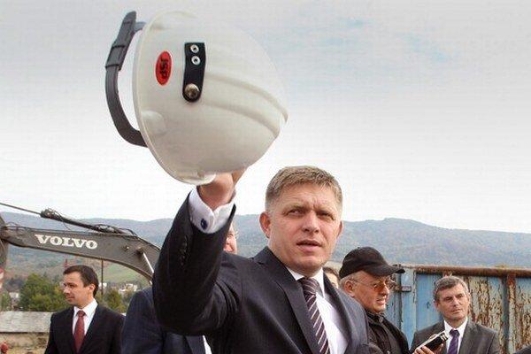 Premiér je v tomto regióne vítaný.