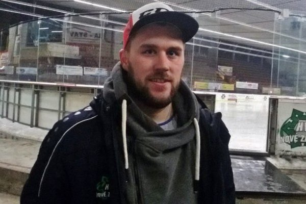 Športový manažér HC Nové Zámky ján Chovan