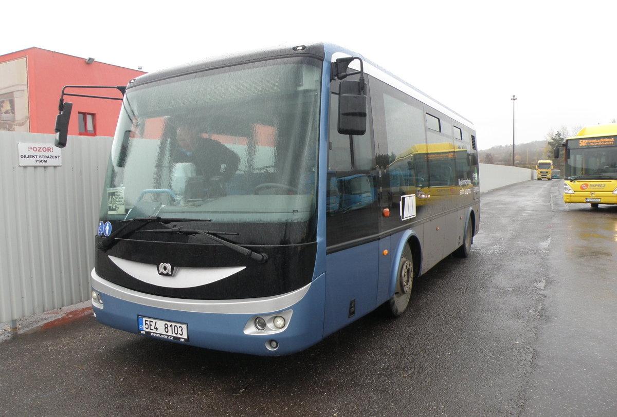cb7b4e721 V prievidzskej mestskej doprave jazdil prvý elektrobus. Zatiaľ len ...
