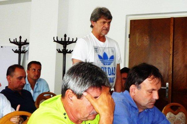 Do diskusie sa zapojil aj futbalový odborník Ladislav Borbély