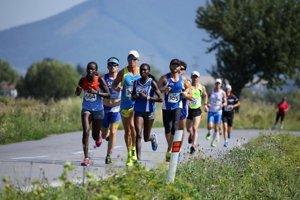 O Rajeckom maratóne sa zvykne hovoriť, že je najťažší.