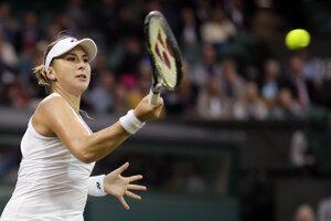 Belinda Benčičová je veľkým talentom švajčiarskeho tenisu.