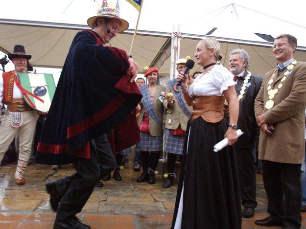 Na Trenčianskych hradných slávnostiach vystupoval už aj Bolek Polívka.