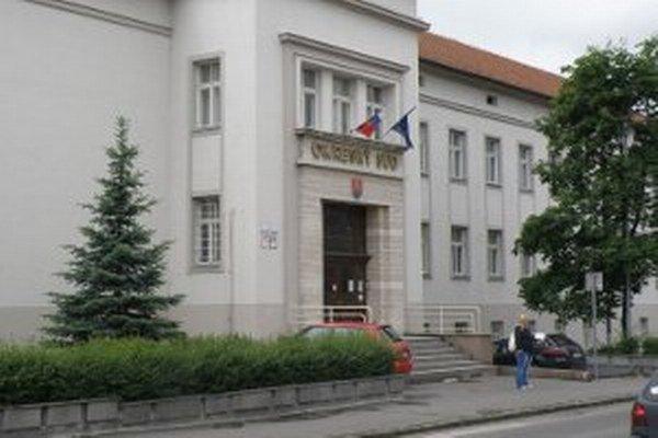 Okresný súd v Prievidzi.