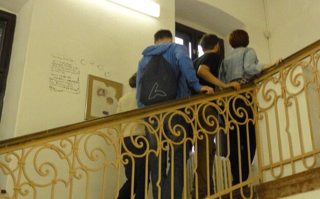 Výstava v Galérii mladých potrvá do 11. septembra.