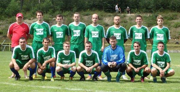 FK Nesluša to dotiahol až do finále.