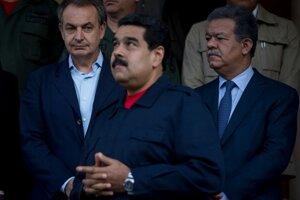 Venezuelský prezident Maduro sa stretol s pápežom Františkom