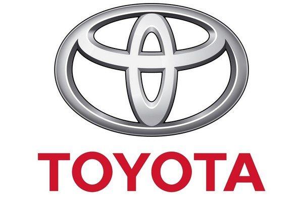 Logo koncernu Toyota. Koncern Toyota, zastrešujúci značky Toyota, Lexus, Daihatsu aHino, predal vlani vyše 10,15 milióna áut audržal si pozíciu svetovej jednotky.