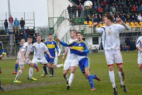Vo Vranove sa gólov nedočkali.