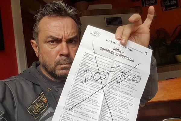 Fotka za päť stoviek. Z Pročka súd spravil zlosyna.