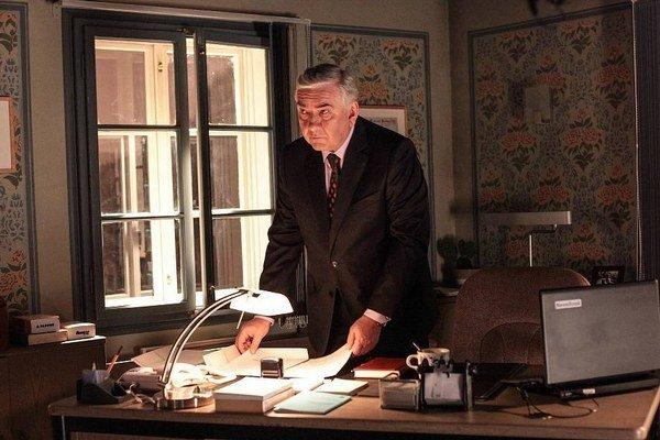 Miroslav Donutil ako doktor Martin. Hrať protivného doktora ho baví.