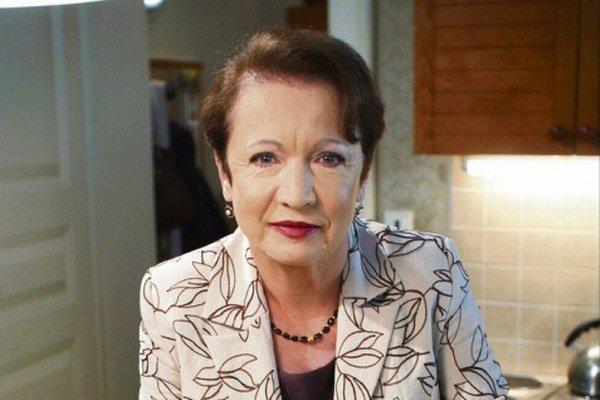 Vždy šarmantná. Hana Maciuchová si celé roky udržiava eleganciu a noblesu.