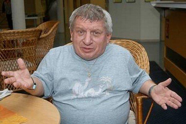 Jiří Krytinář. Malý vzrastom, veľký talentom.