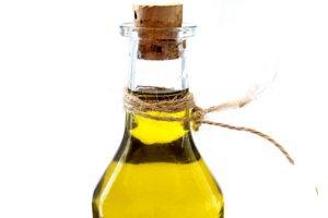 Olivový olej.