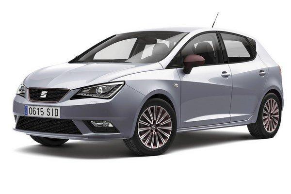Modernizovaný Seat Ibiza. Karoséria Ibizy sa prakticky nezmenila, novinkou sú motory novej generácie, pokrývajúce výkonový rozsah od 55 kW do 110 kW.