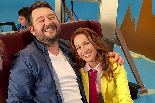 """Východniarska úderka. Kristína a Michal sa """"stretli vo vlaku""""."""