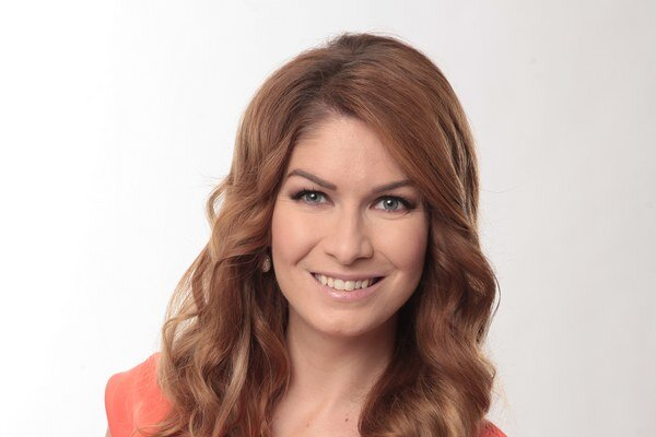 Hana Zavrelová Gallová.