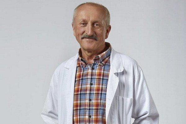Oldřich Navrátil. V seriáli Vinári je jeho postava  veľmi obľúbená.