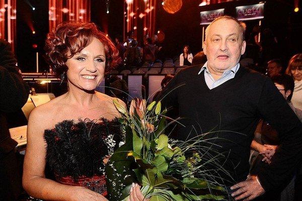 Zostali len spomienky. S Michalom Zelenkom prežila Petra Janů celé desaťročia.