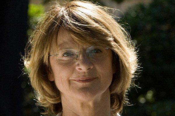 Taťjana Medvecká.