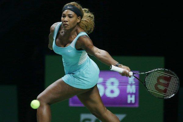 Tenisový trón Sereny Williamsovej sa bude na US Open otriasať v základoch.