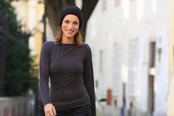 Šarmantná Košičanka. Zuzana Kanócz je už druhý rok mamou.