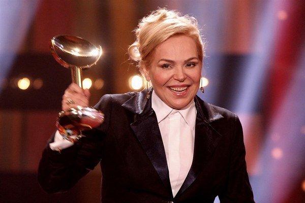 Absolútna víťazka. Dáša priznala, že ceny za herectvo jej chýbali a tešila sa, že jej ľudia takto prejavili priazeň.