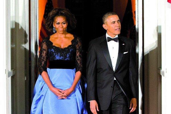 Michelle Obamová je najznámejšou prvou dámou na svete.