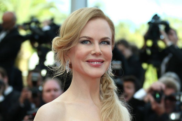 Herečka Nicole Kidman.