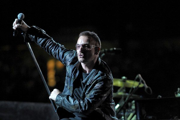 Bono oslávil 54. narodeniny.
