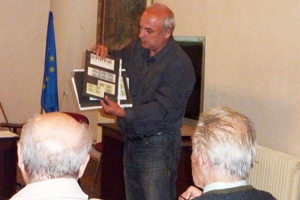 Miroslav Gerec mal zaujímavú prednášku.