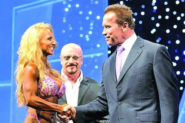 Víťazstvo na prestížnej Arnold Classic, kde Natálii odovzdával cenu slávny Terminátor - Arnold Schwarzenneger. Ona však najviac obdivuje Sylvestra Stalloneho.