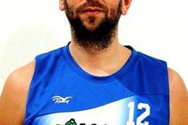 Na skúške v BC Prievidza srbský basketbalista.