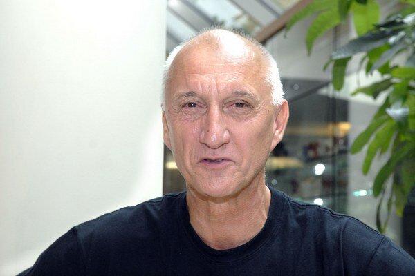 Systematický. Aj Jozef Banáš však priznáva, že je len človek a občas zhreší.
