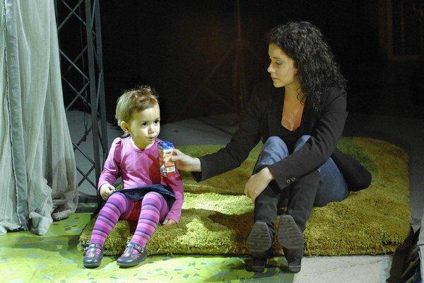 Lucia priznáva, že byť mamou je nádherné, no aj vyčerpávajúce.