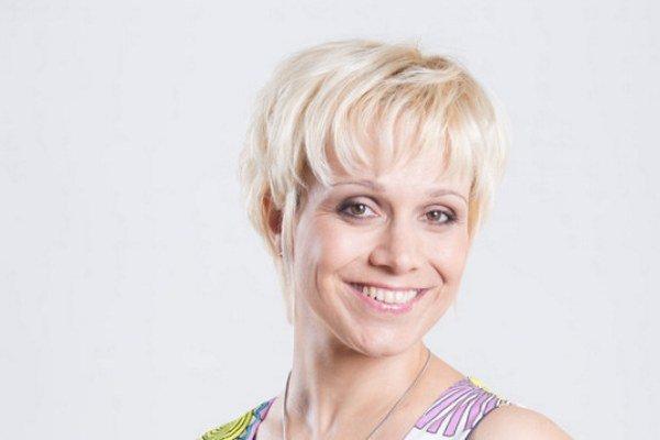 Júlia Horváthová. Zatiaľ sme ju mali možnosť vidieť hlavne v divadlách.