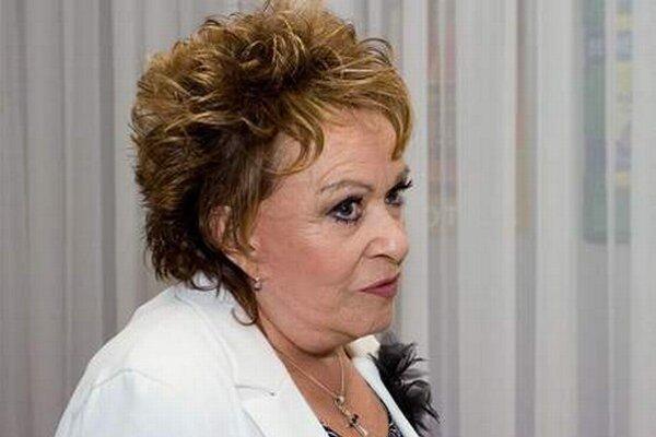 Zarobila. Jiřina Bohdalová si pekne prilepšila k dôchodku.