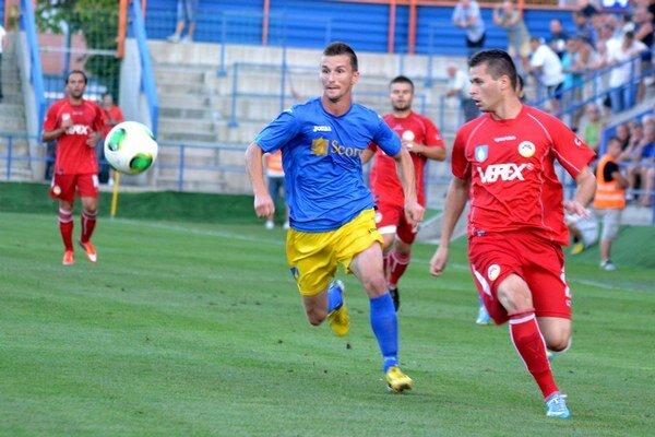 Mal prsty v jedinom góle stretnutia. Po Božokovej prihrávke skóroval Kunca, Michalovce vyhrali 1:0.