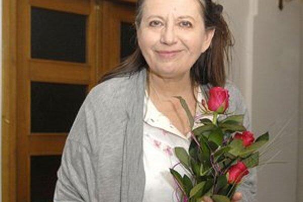 Zuzana Kronerová Košičanov potešila svojou najviac cenenou postavou Violet.
