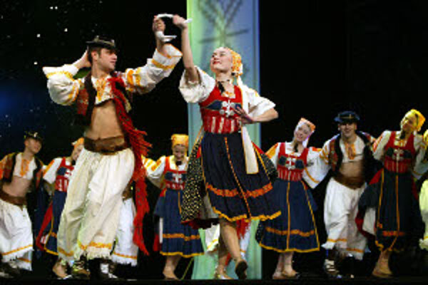 Tento rok sa Lúčnica predstaví aj v Bojniciach.