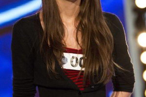 Krásna aj talentovaná. Tereza patrí k ozdobám tohtoročnej SuperStar.