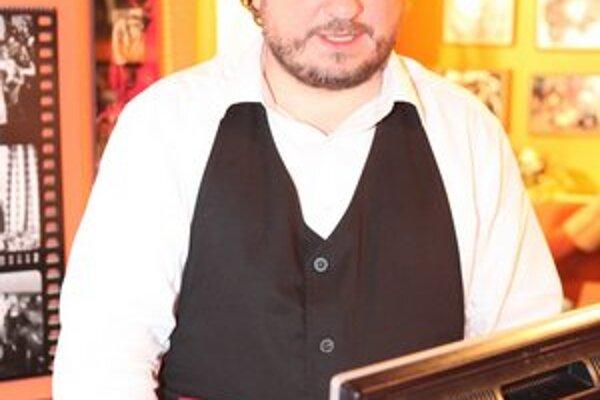 Braňo Bystriansky.