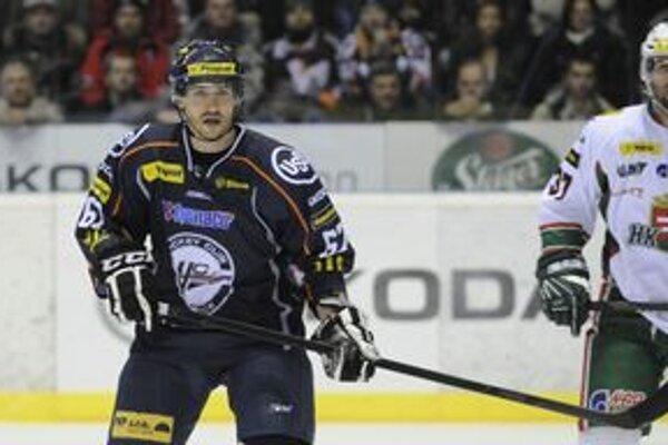Jaroslav Kristek. Po prvom zápase v košickom drese bol nespokojný.