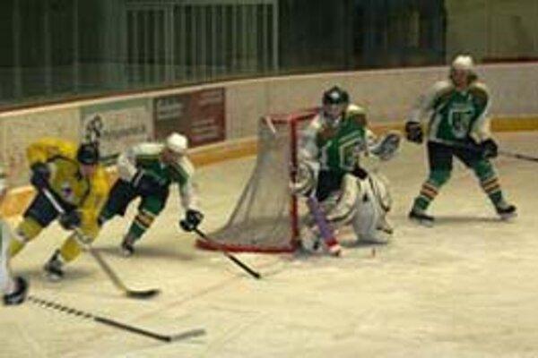 Hokejisti Prievidze predviedli dokonalý obrat.