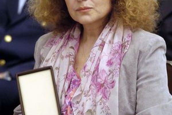 Soňa Valentová. Svoje životné osudy spísala aj do knihy Prelet nad životom, ktorá vyšla koncom minulého roka.